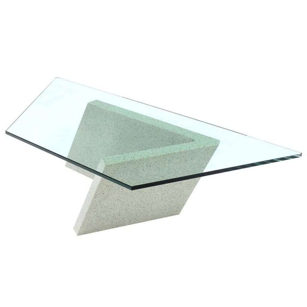 Trendy Unusual Glass Coffee Tables Intended For Best Unusual Glass Coffee Tables Image With Marvelous Unique Top (View 16 of 20)