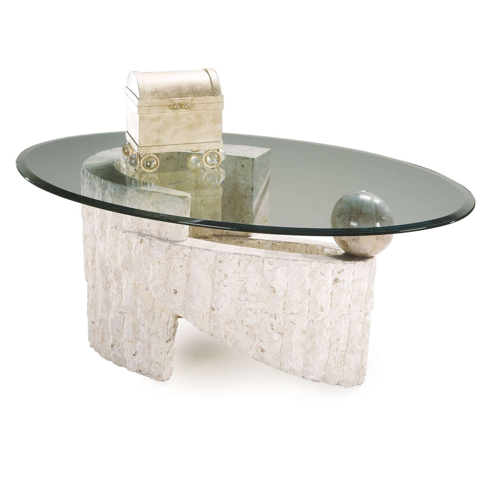 Trendy White And Glass Coffee Tables Regarding Coffee Tables : White Glass Coffee Table Gold Glass Coffee Table (View 9 of 20)