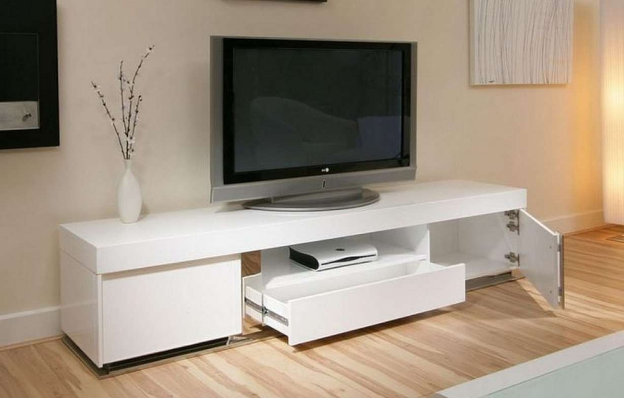 Tv : Bedroom Furniture Long Low Tv Unit Low Tv Cabinet Tv Storage Throughout Long Low Tv Cabinets (View 15 of 20)
