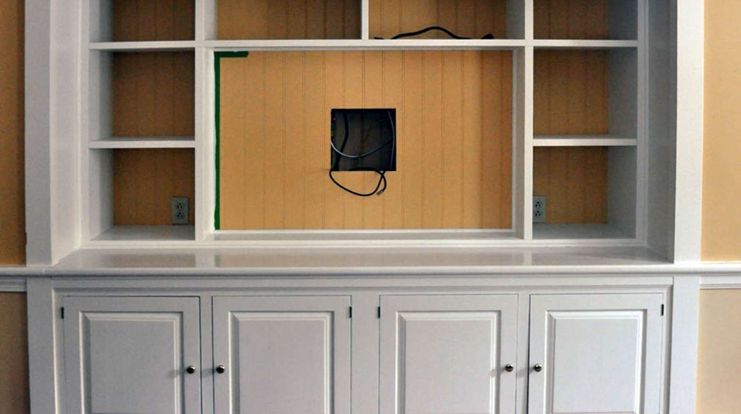 Tv : Built In Tv Cabinets With Fireplace For Built In Tv Cabinet With Regard To Unusual Tv Cabinets (View 3 of 20)
