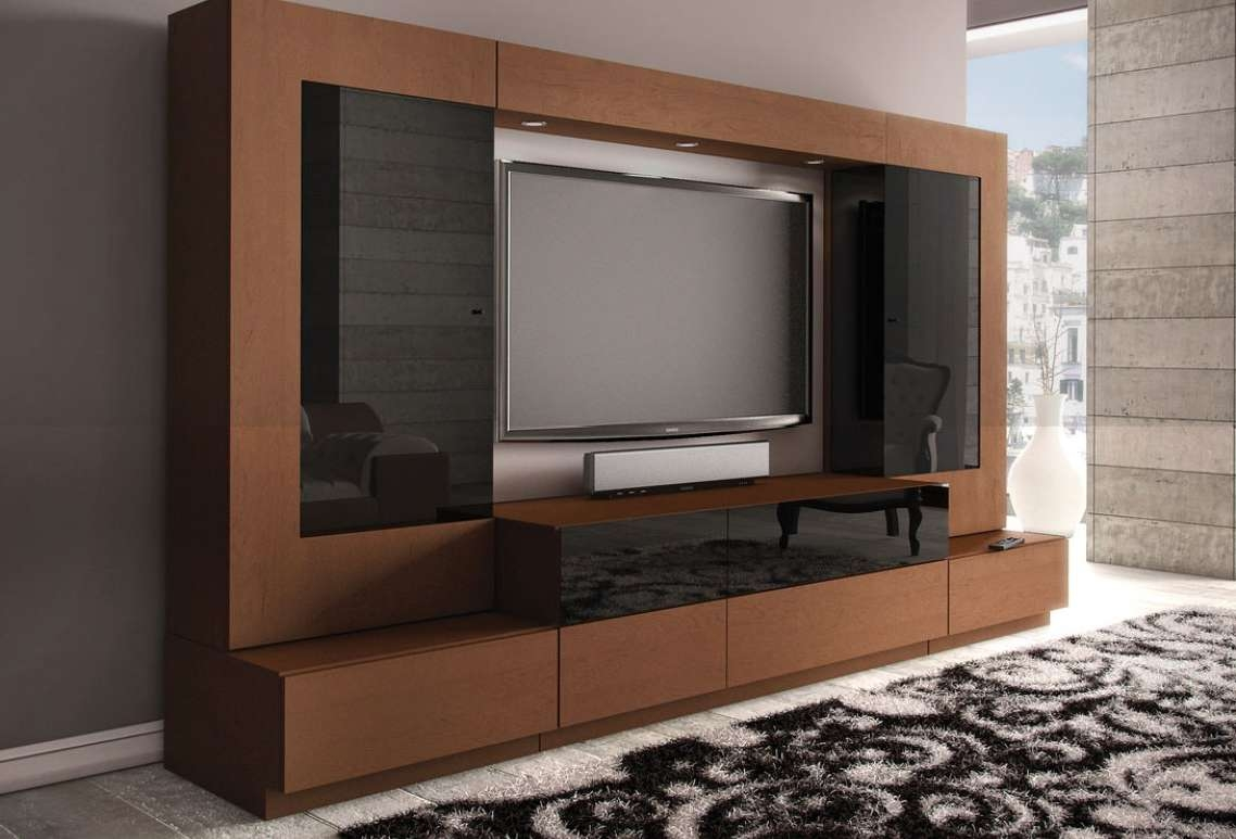 Tv Cabinet Designs Intended For Tv Cabinets (View 11 of 20)
