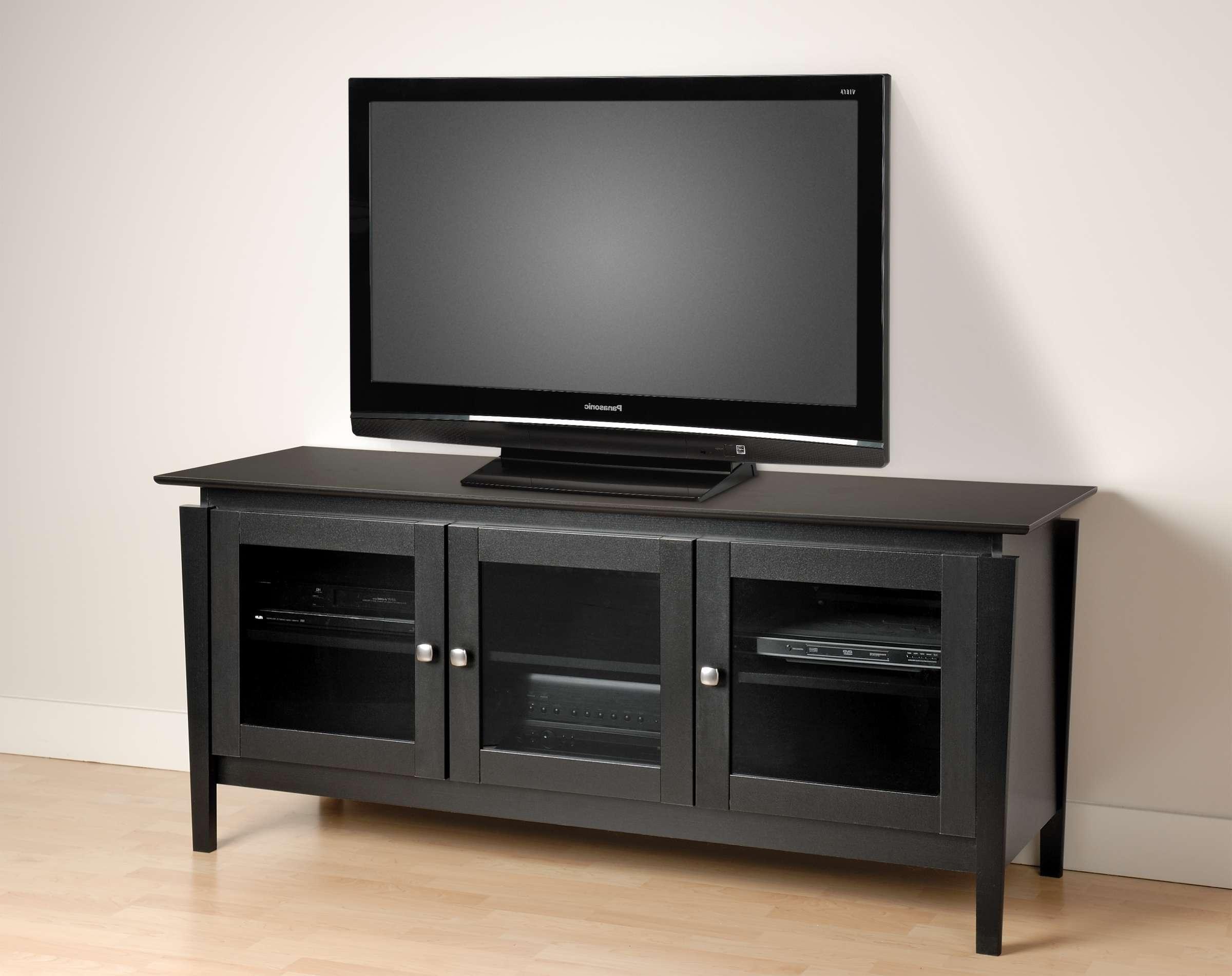 Tv Cabinet With Glass Doors – Imanisr Inside Corner Tv Cabinets With Glass Doors (View 18 of 20)