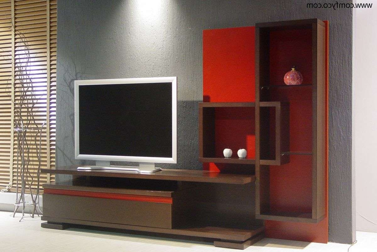Tv Cabinet With Modern Stand Wall Unitherval Home Trends Within Fancy Tv Cabinets (View 15 of 20)