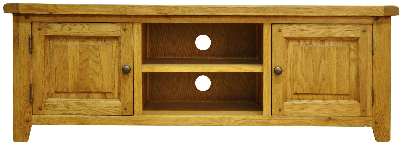 Tv Cabinets : Stanton Large Tv Unitstanton Large Tv Unit Intended For Large Tv Cabinets (View 13 of 20)