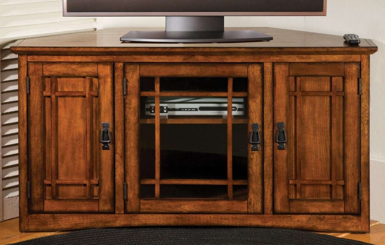 Tv : Corner Tv Cabinet With Doors Awesome Corner Tv Cabinets For Inside Oak Tv Cabinets For Flat Screens With Doors (View 12 of 20)