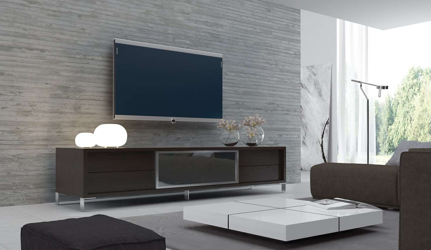 Tv : Exceptional Modern Tv Furniture Cabinets Modern Charm Pertaining To Stylish Tv Cabinets (View 15 of 20)