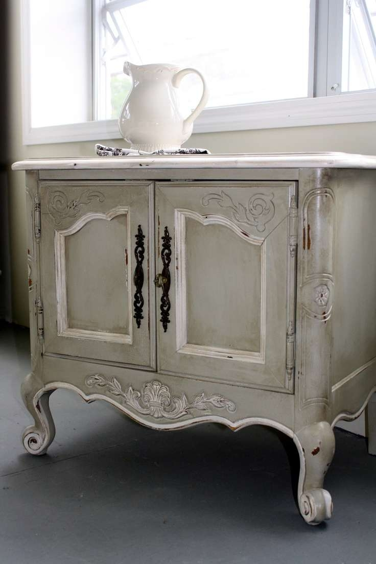 Tv : Gray And Greige Painted Furniture Awesome French Country Tv Within French Country Tv Cabinets (View 16 of 20)