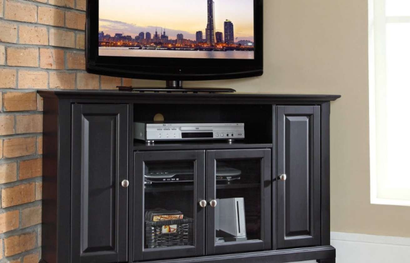 Tv : Great New Curio Cabinets Plans Corner Tv Stand Designs Closet With Traditional Tv Cabinets (View 19 of 20)