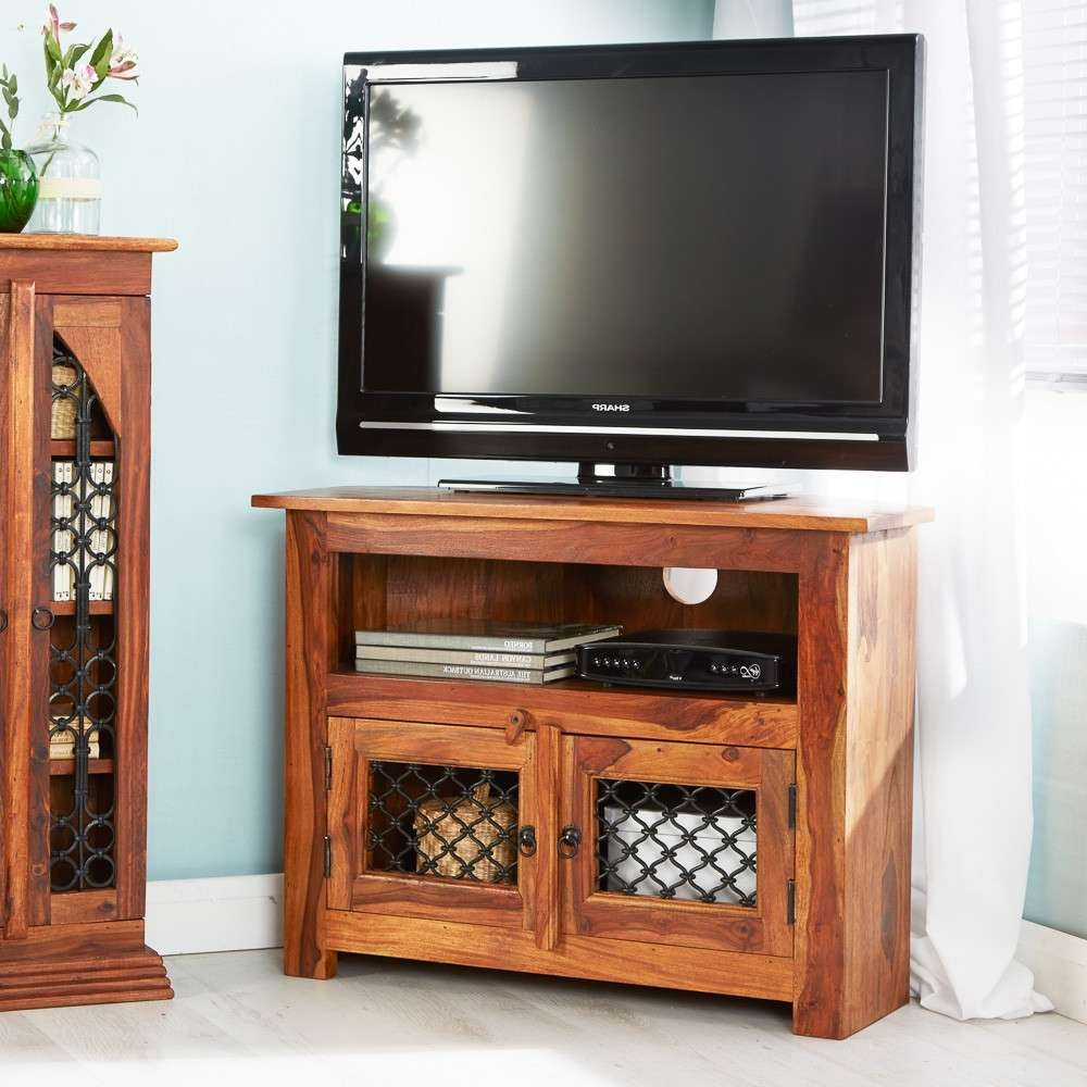 Tv : Jali Sheesham Chunky Tv Stand Amazing Jali Tv Cabinets Jali Within Chunky Tv Cabinets (View 14 of 20)