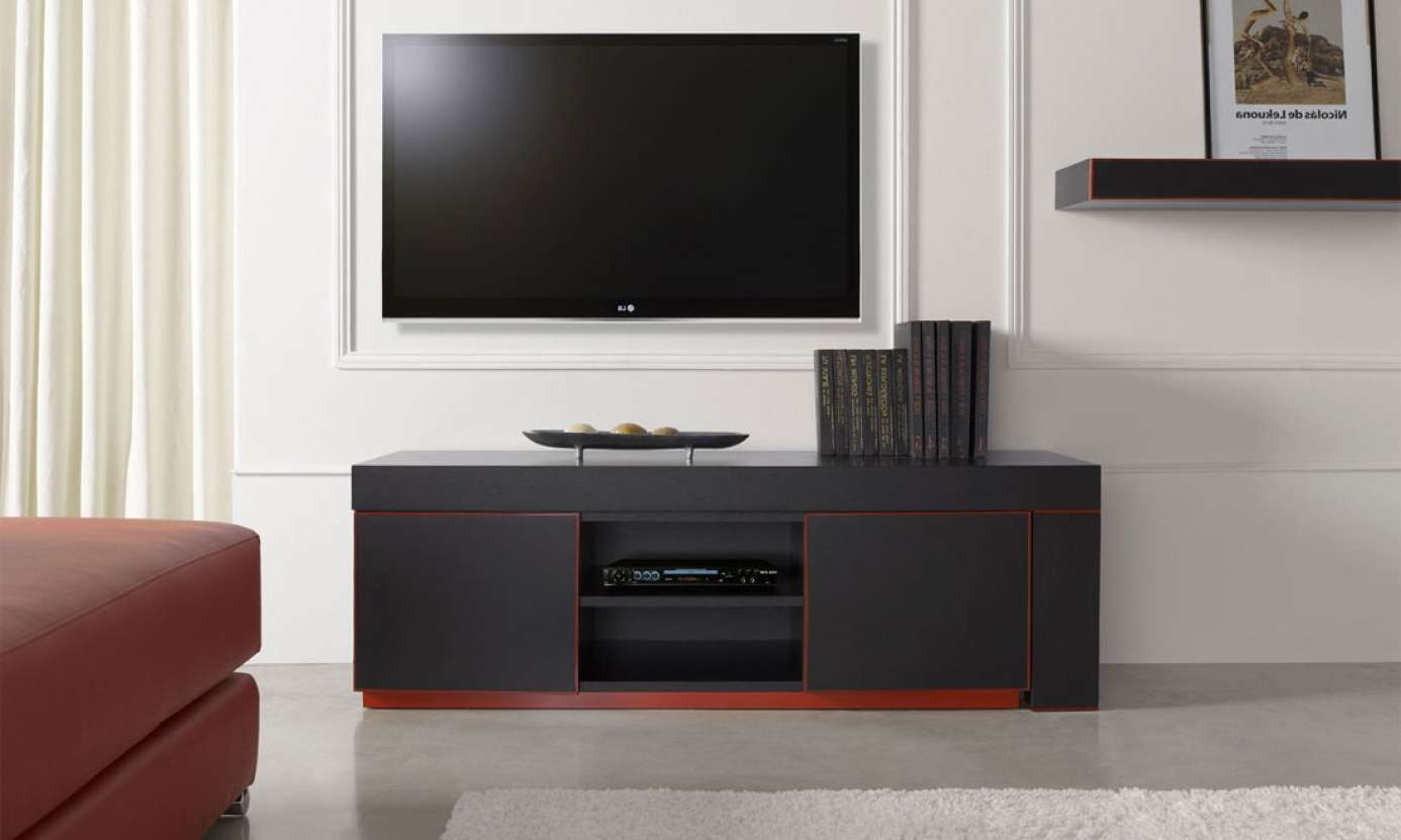 Tv : Lovable Red Gloss Tv Cabinets Noteworthy Red Tv Cabinet Ikea For Red Gloss Tv Cabinets (View 10 of 20)