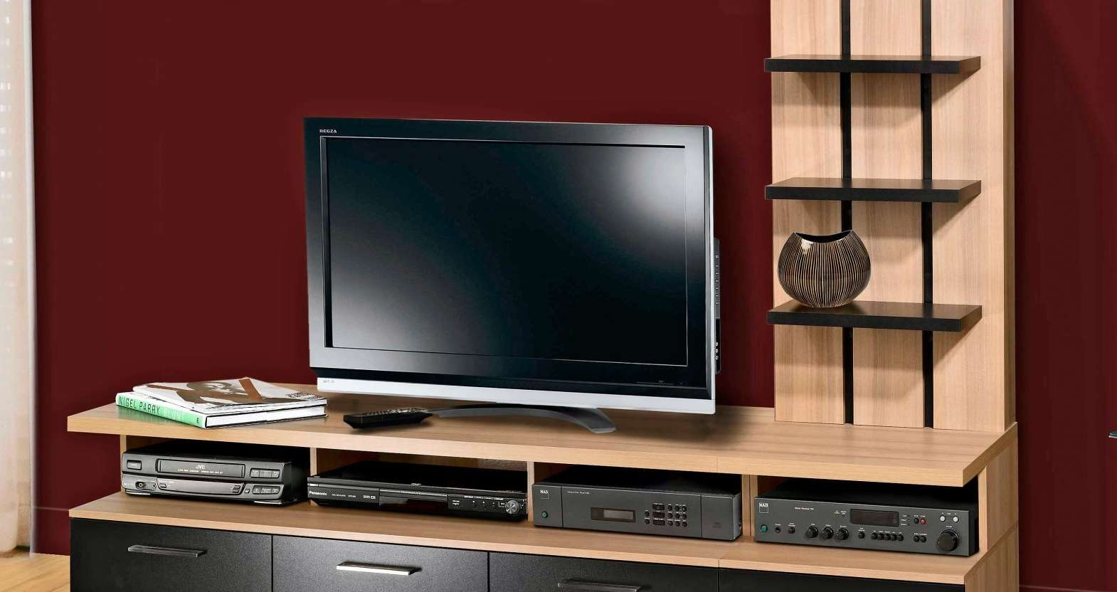 Tv : Modern Set Of Living Room Furniture Wall Tv Unit Stunning For Asian Tv Cabinets (View 11 of 20)