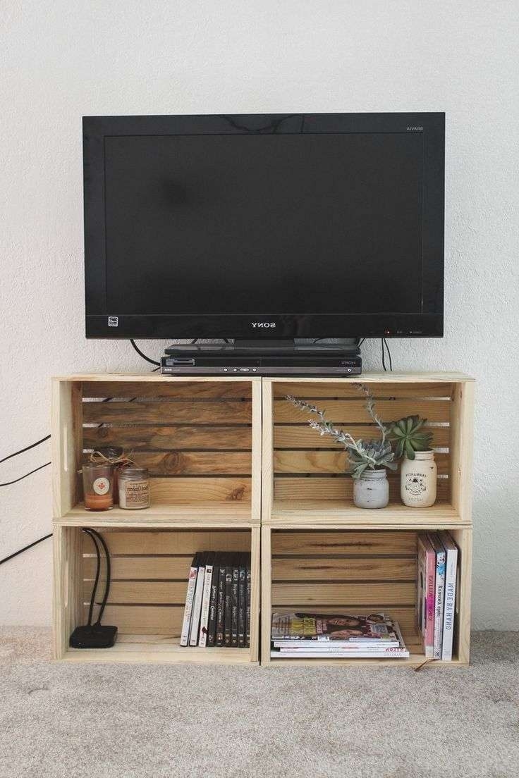Tv : Modern Tv Cabinets Incredible 12 Dark Chocolate Finish Intended For Funky Tv Cabinets (View 7 of 20)