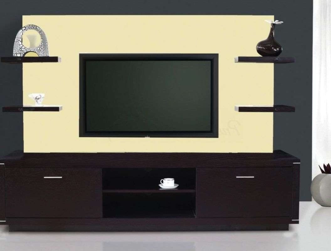 Tv : Modern Tv Cabinets Incredible 12 Dark Chocolate Finish Pertaining To Funky Tv Cabinets (View 17 of 20)