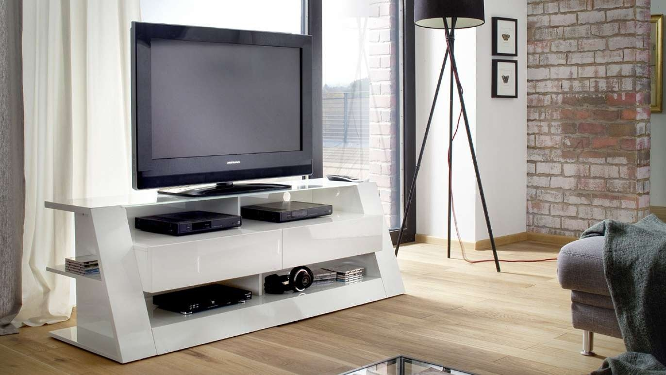 Tv : Modern Tv Cabinets Incredible 12 Dark Chocolate Finish With Regard To Funky Tv Cabinets (View 19 of 20)