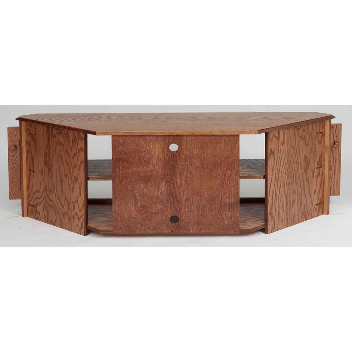 Tv : Solid Oak Country Style Corner Tv Stand Cabinet 64 Amazing Intended For French Country Tv Cabinets (View 19 of 20)