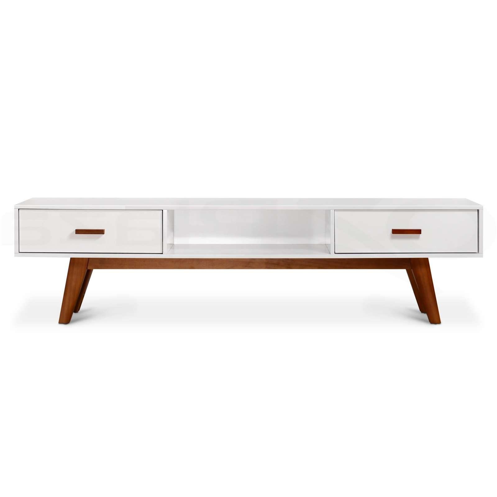 Tv Stand Cabinet Scandinavian Retro Lowline Furniture In Scandinavian Design Tv Cabinets (View 19 of 20)