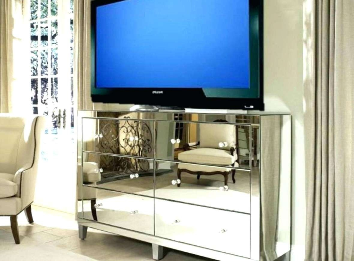 Tv Stand : Gold Tv Stand Media Center In White W Rose Drawer Pulls Inside Gold Tv Cabinets (View 19 of 20)