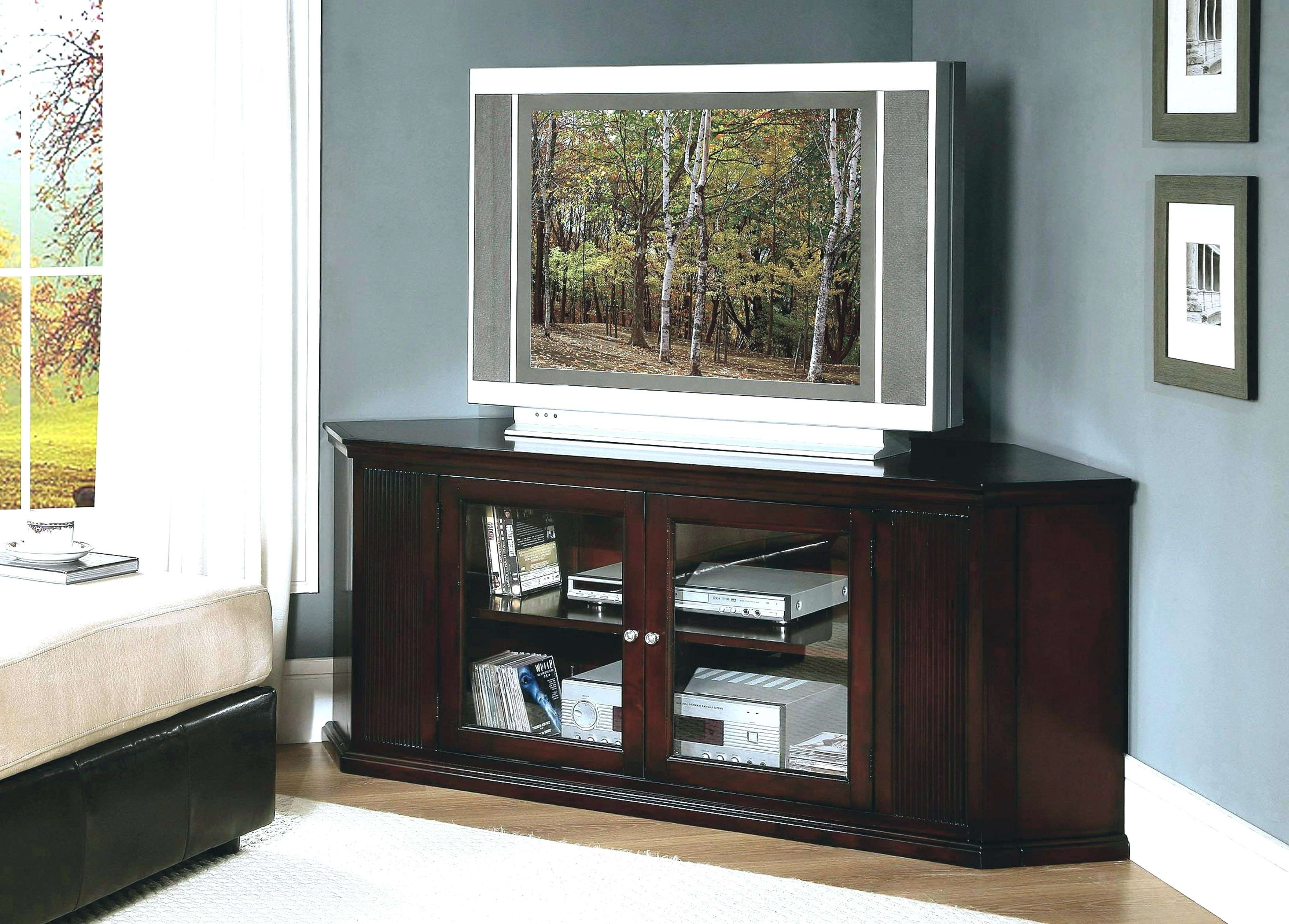 Tv Stand : Mahogany Tv Stand Corner Hover To Zoom Dark Mahogany Tv Pertaining To Mahogany Corner Tv Cabinets (View 20 of 20)