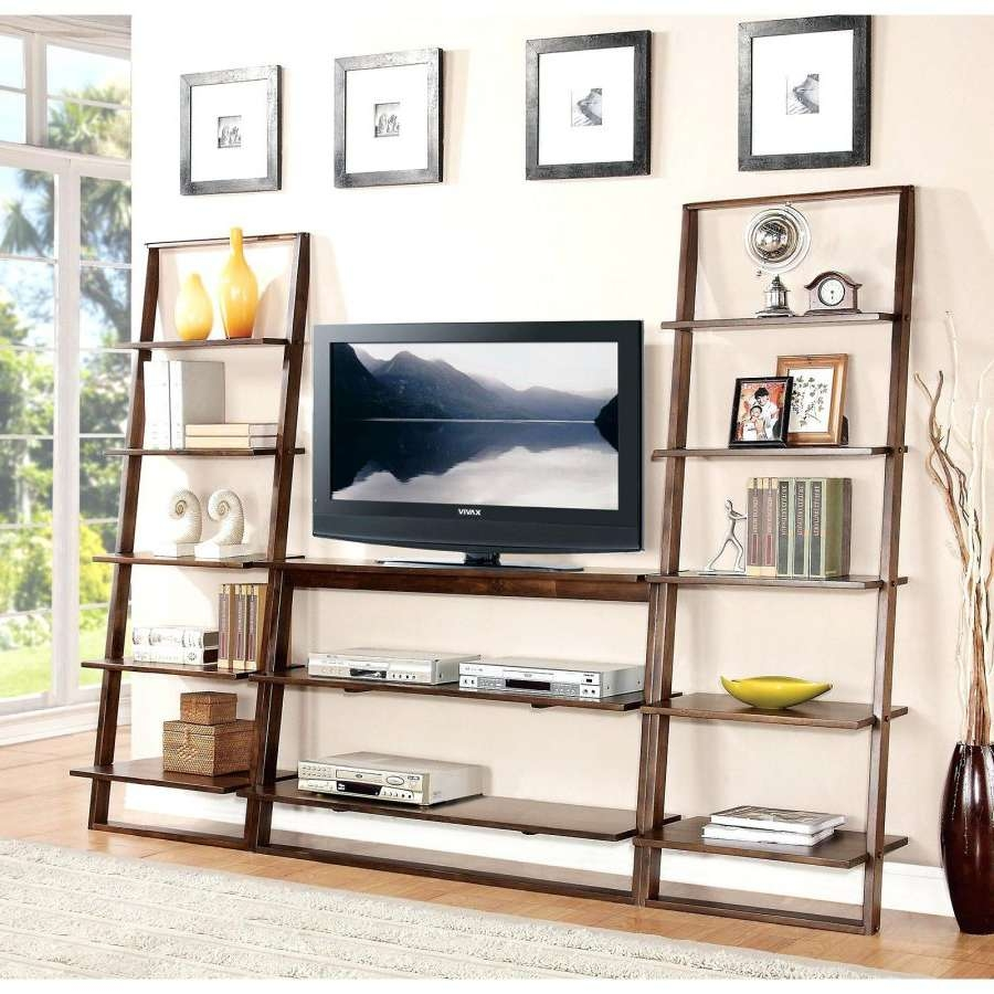 stand by home reisa fashionable stylish tv decor wooden in bookcase