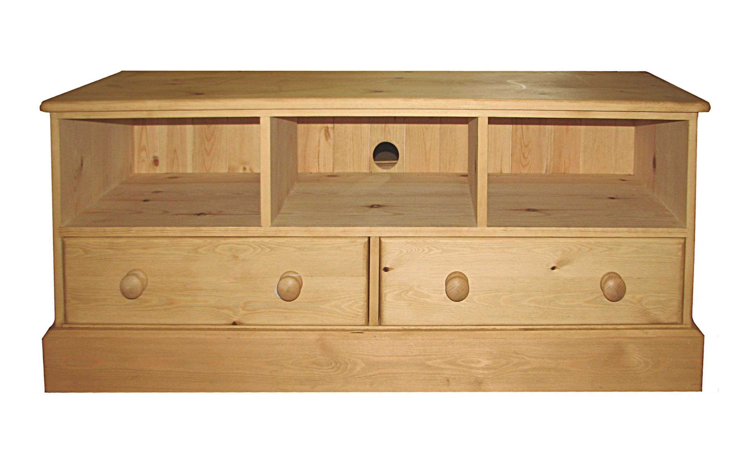 Tv Stands – Kerris Farmhouse Pine With Regard To Solid Pine Tv Cabinets (View 7 of 20)