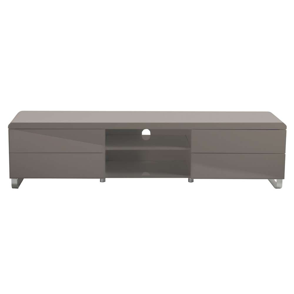 Tv Units | Contemporary Lounge Furniture From Dwell Inside Cream High Gloss Tv Cabinets (View 18 of 20)