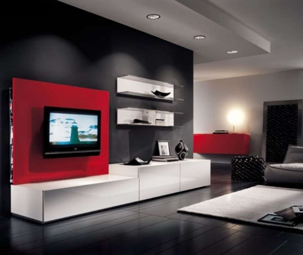 Tv : Wall Tv Cabinet Beautiful Red Gloss Tv Stands Wall Tv Unit Tv With Regard To Red Gloss Tv Cabinets (View 18 of 20)