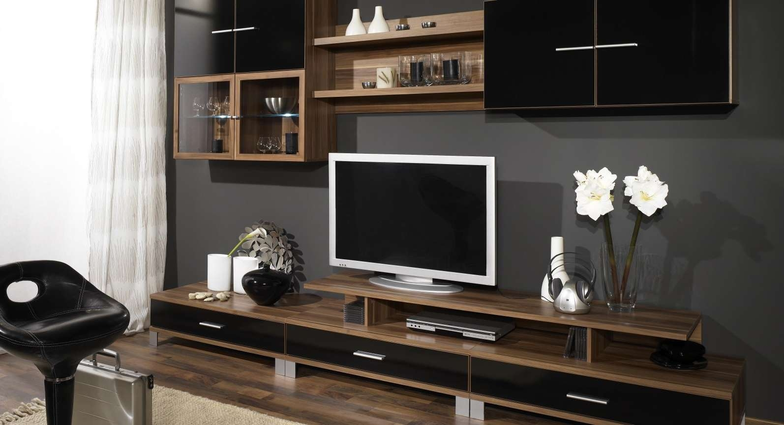 Tv : Wall Tv Cabinet Stunning Bespoke Tv Cabinets Modern Wall Within Bespoke Tv Cabinets (View 18 of 20)