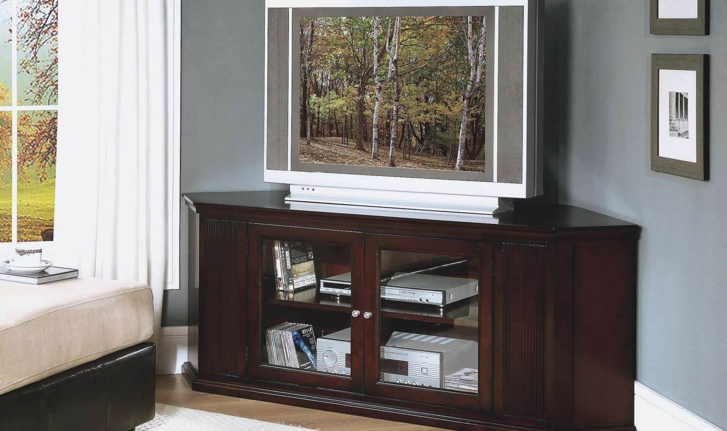 Tv : Wood Tv Cabinets For Flat Screens Amazing Enclosed Tv Throughout Enclosed Tv Cabinets With Doors (View 19 of 20)