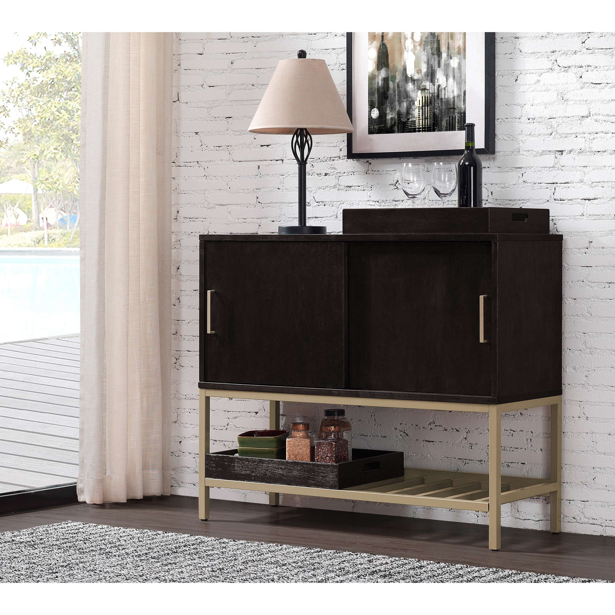 Twilight 42 Inch Buffet – Free Shipping Today – Overstock Pertaining To 42 Inch Sideboards (View 20 of 20)