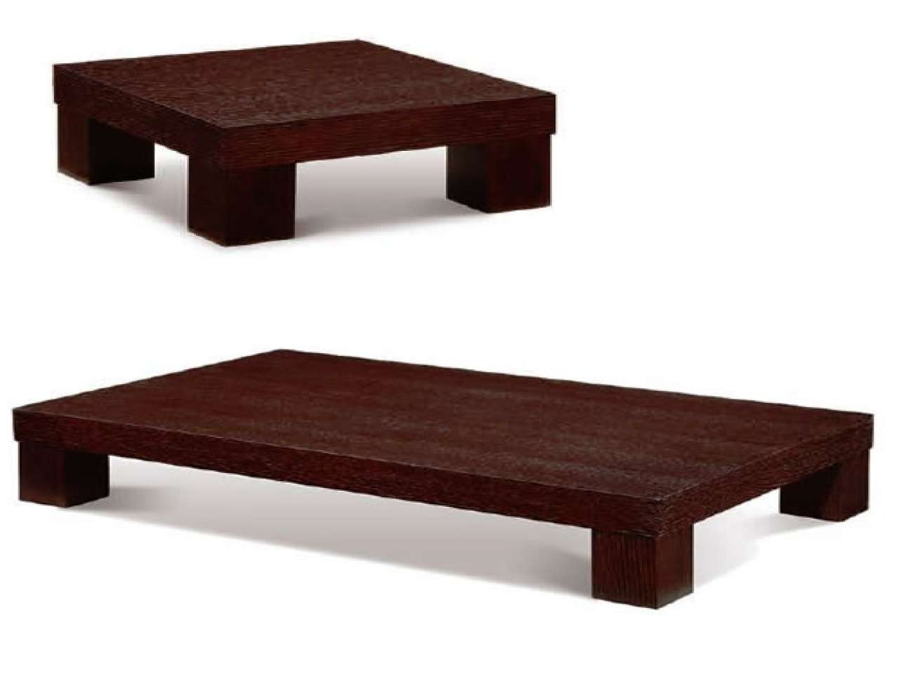 Ultra Low Profile Coffee Table • Coffee Table Design With Latest Tokyo Coffee Tables (Gallery 19 of 20)