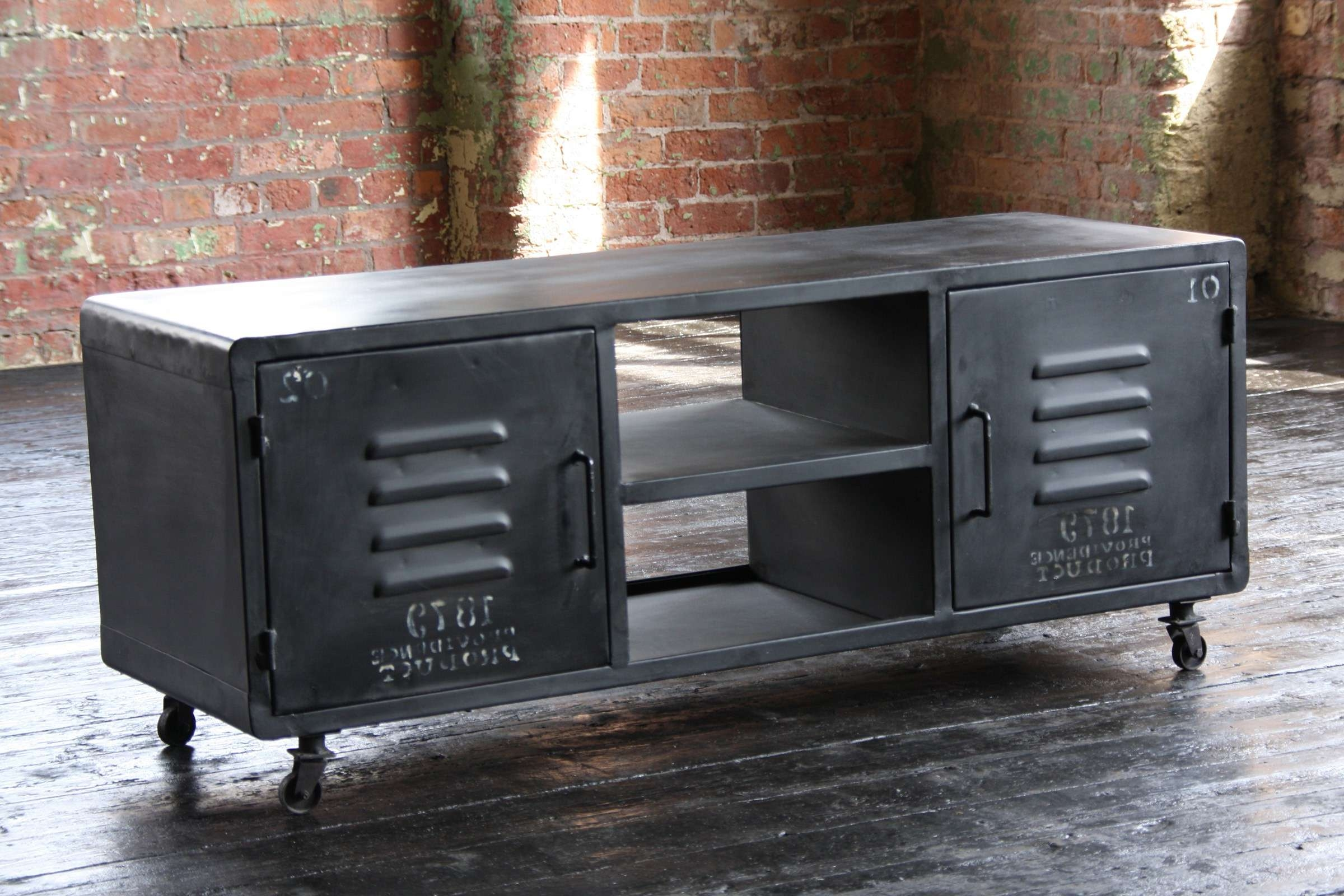 Uncategorized : Industrial Media Cabinet Inside Finest The In Industrial Tv Cabinets (View 19 of 20)