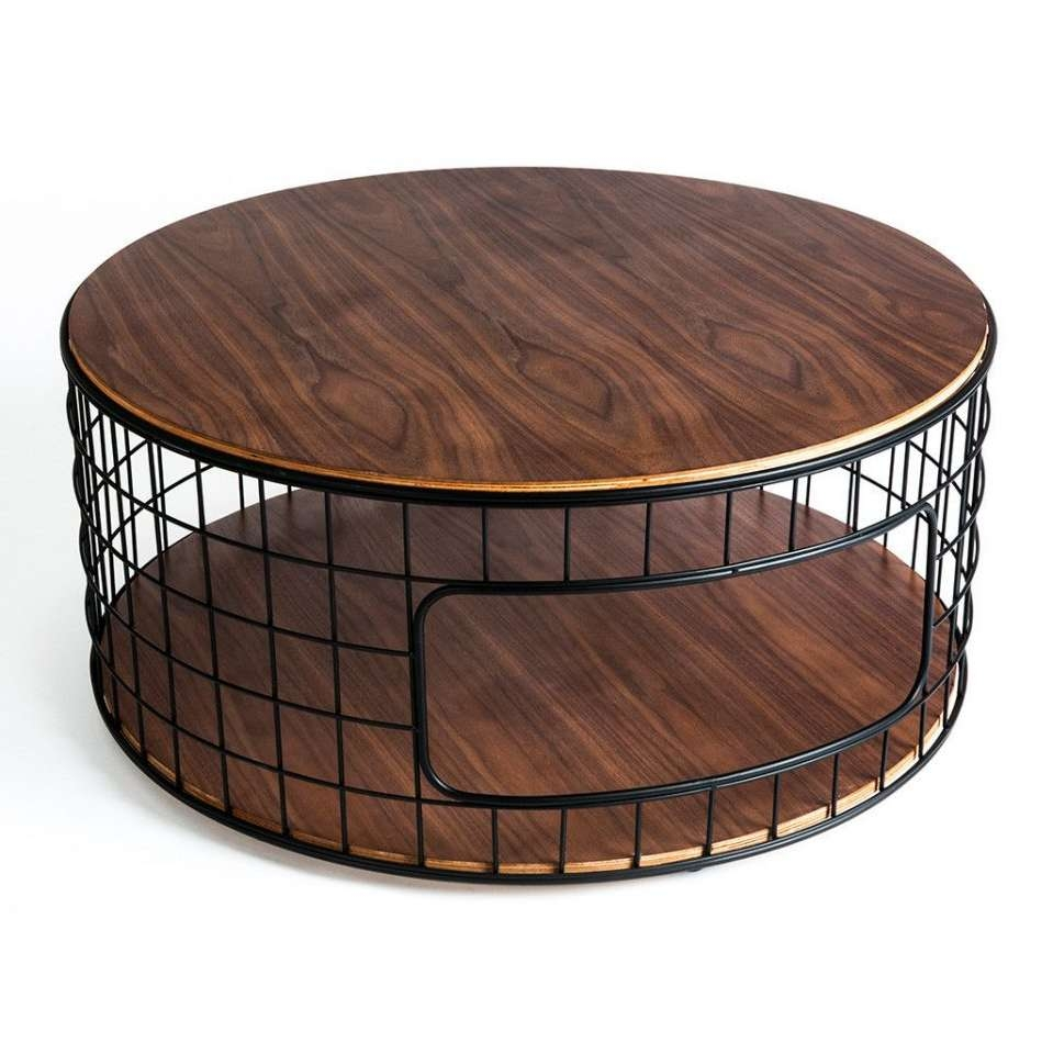 Uncategorized : Metal Round Coffee Table Inside Brilliant Coffee Intended For Recent Metal Round Coffee Tables (Gallery 18 of 20)