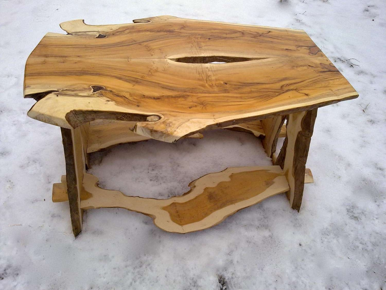 Featured Photo of Unusual Wooden Coffee Tables