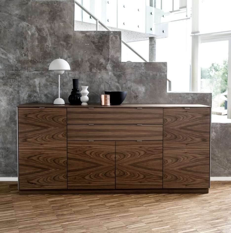 Unique Design Modern Sideboard Ideas Come With Rectangle Shape With Regard To Dark Brown Sideboards (View 20 of 20)