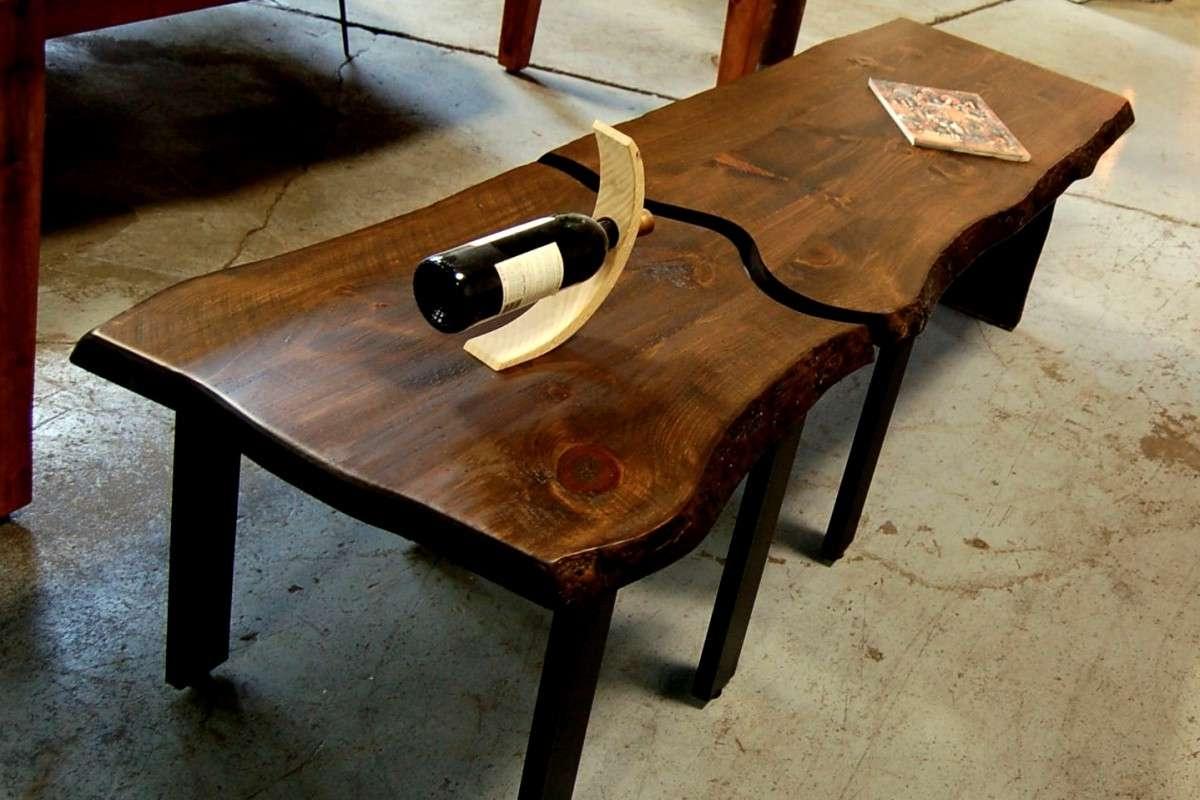 Unique Live Edge Coffee Table – Lorimer Workshop Throughout Most Up To Date Live Edge Coffee Tables (View 17 of 20)