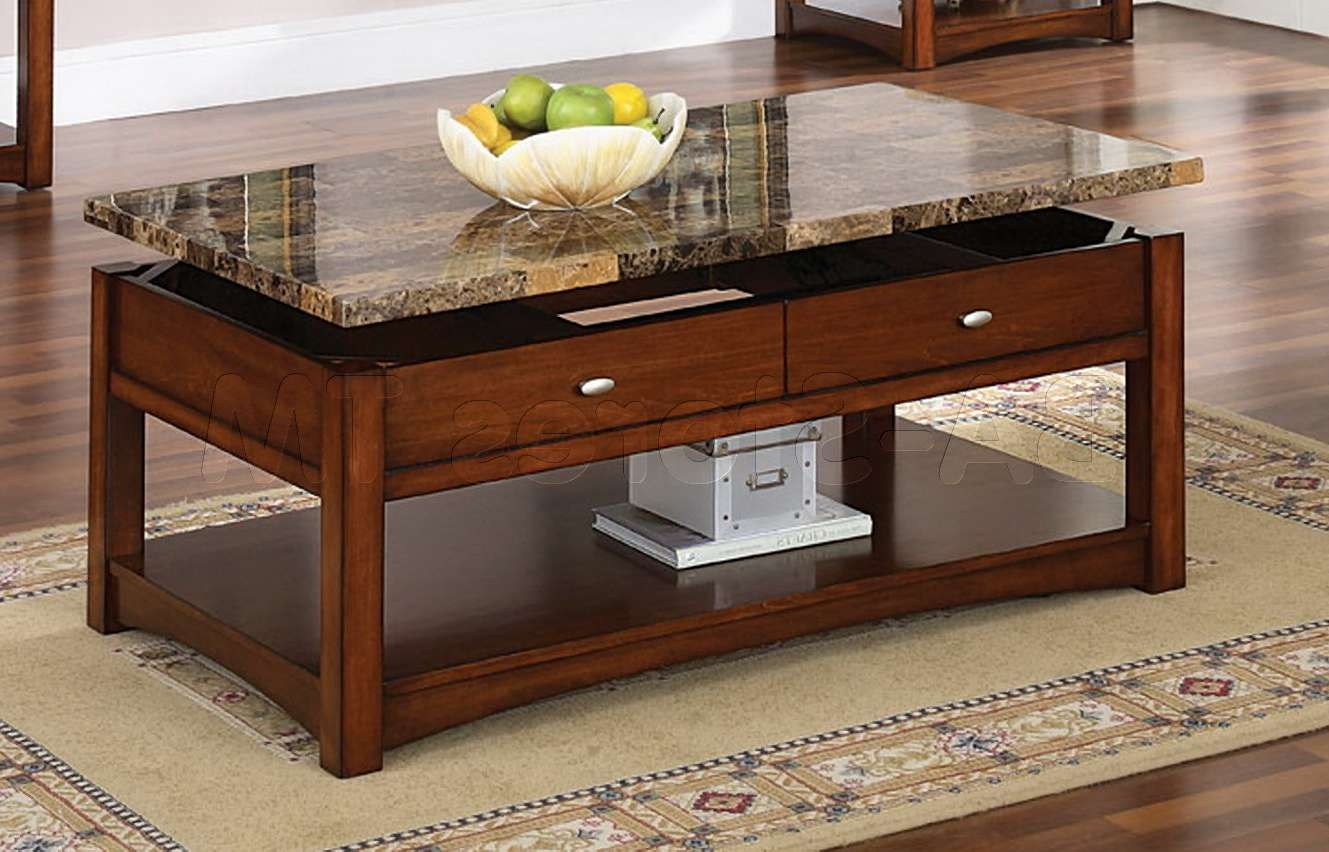 Unusual Coffee Tables : Unique Rising Coffee Table For Indoor Within Most Popular Coffee Tables With Rising Top (View 8 of 20)
