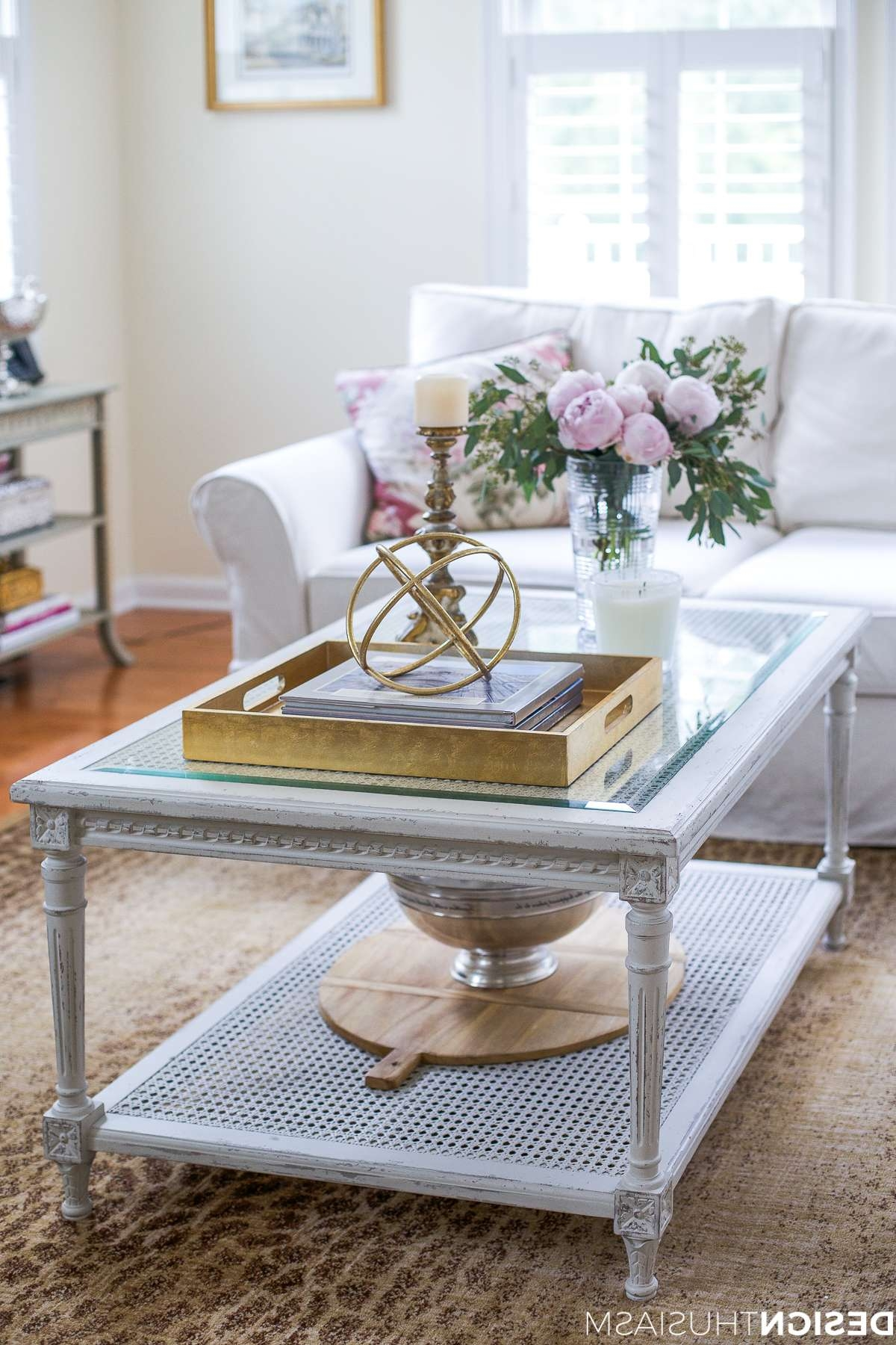 Updating The Family Room With A French Country Coffee Table With Regard To 2018 Country Coffee Tables (View 15 of 20)