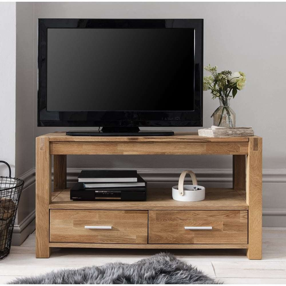 Vermont Tv Cabinet In Oak | Noa & Nani Within Oak Tv Cabinets (View 18 of 20)