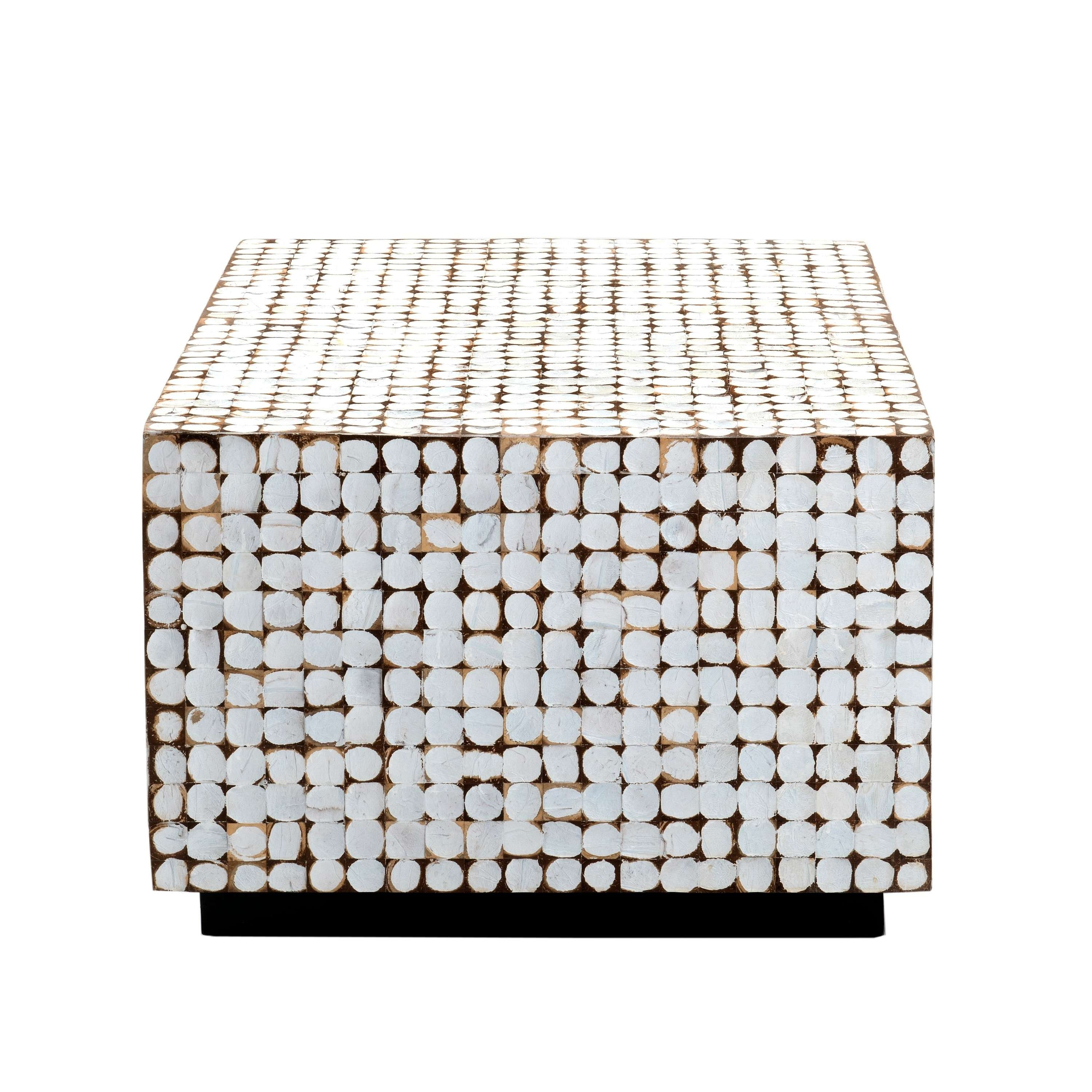 Verona White Rectangle Coffee Table – Free Shipping Today Throughout 2017 Verona Coffee Tables (Gallery 16 of 20)