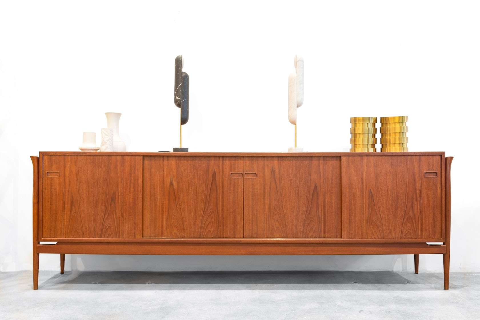Vintage Danish Sideboardfinn Juhl For Sale At Pamono Throughout Danish Retro Sideboards (View 17 of 20)