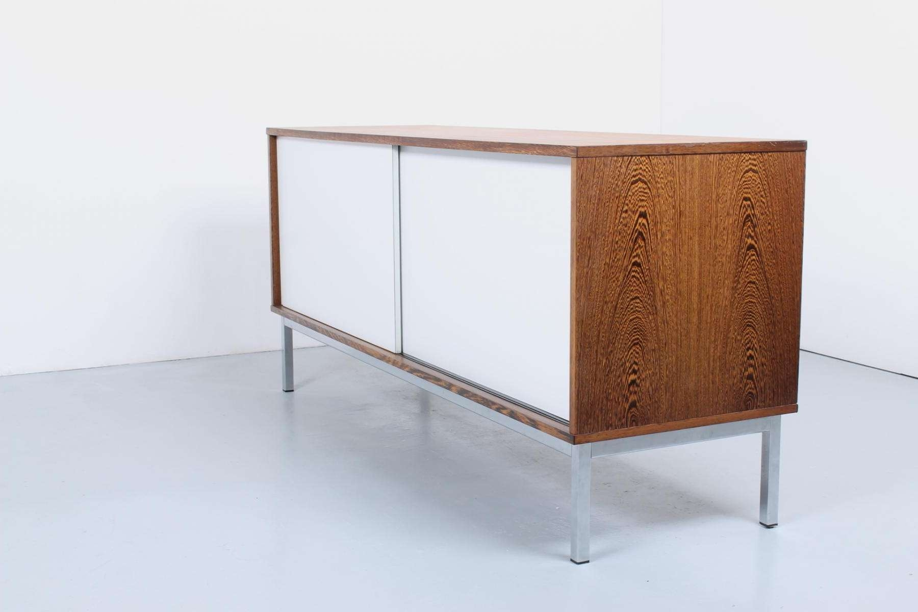 Vintage Kw 87 Sideboard In Wenge Veneer And White Formica Pertaining To Wenge Sideboards (View 6 of 20)