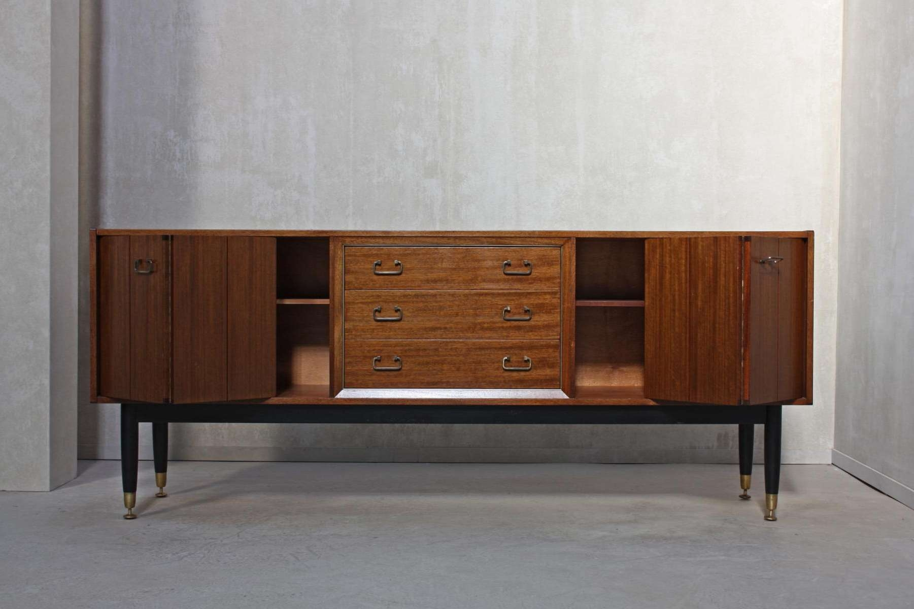 Vintage Sideboard From G Plan, 1950S For Sale At Pamono With Regard To G Plan Vintage Sideboards (View 14 of 20)