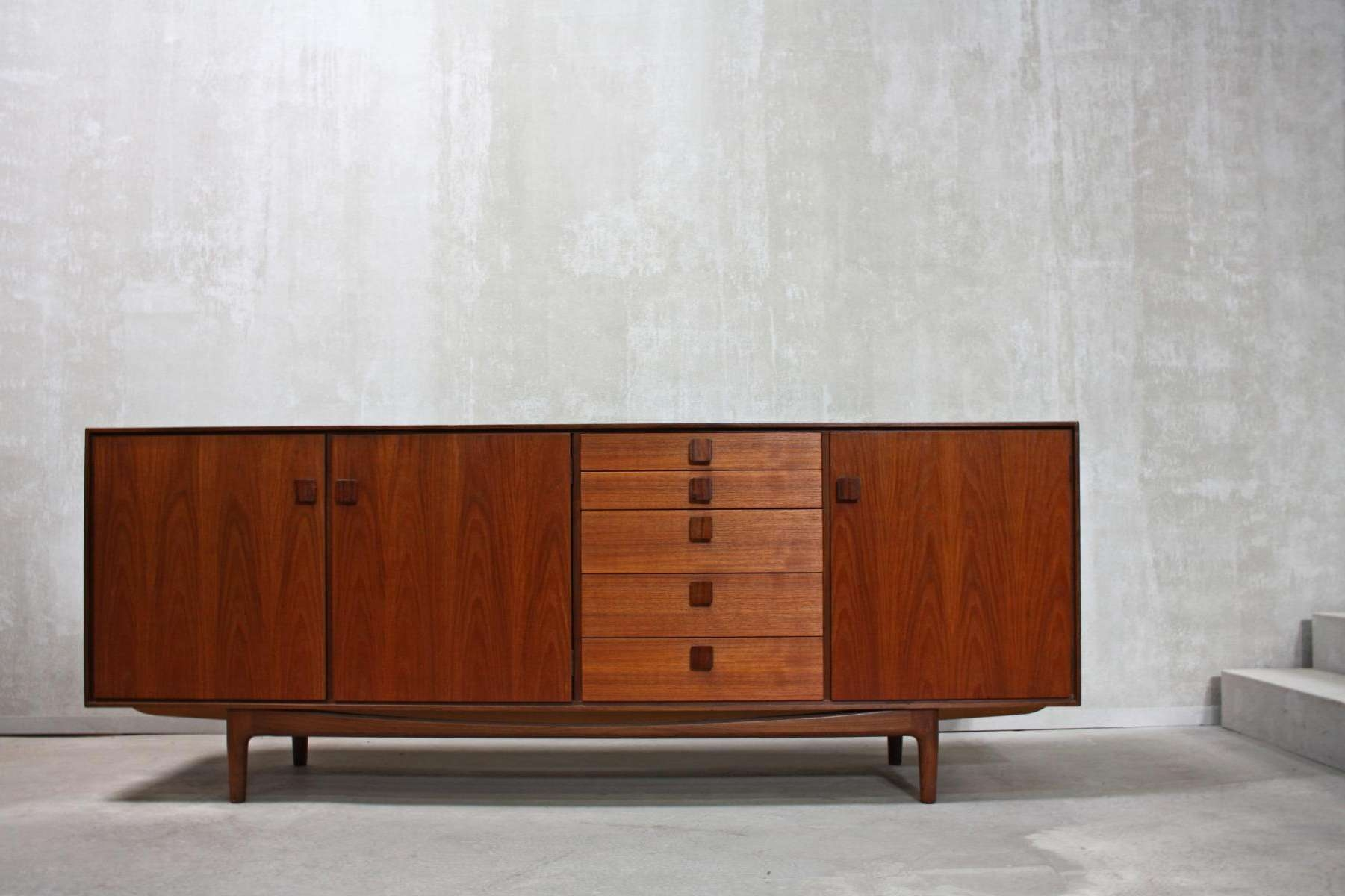 Vintage Teak Sideboardib Kofod Larsen For G Plan, 1960S For With Regard To G Plan Vintage Sideboards (View 17 of 20)