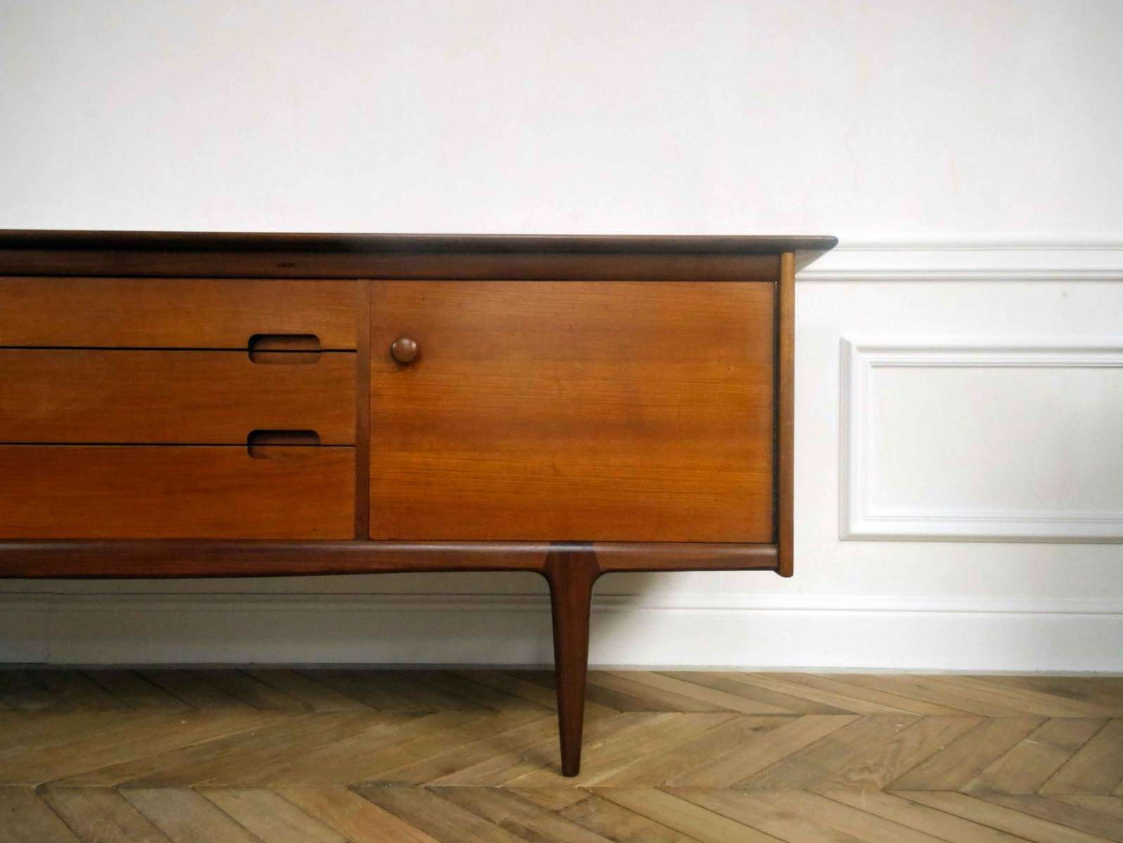 Vintage Teak Sideboardjohn Herbert For A. Younger Ltd (View 16 of 20)