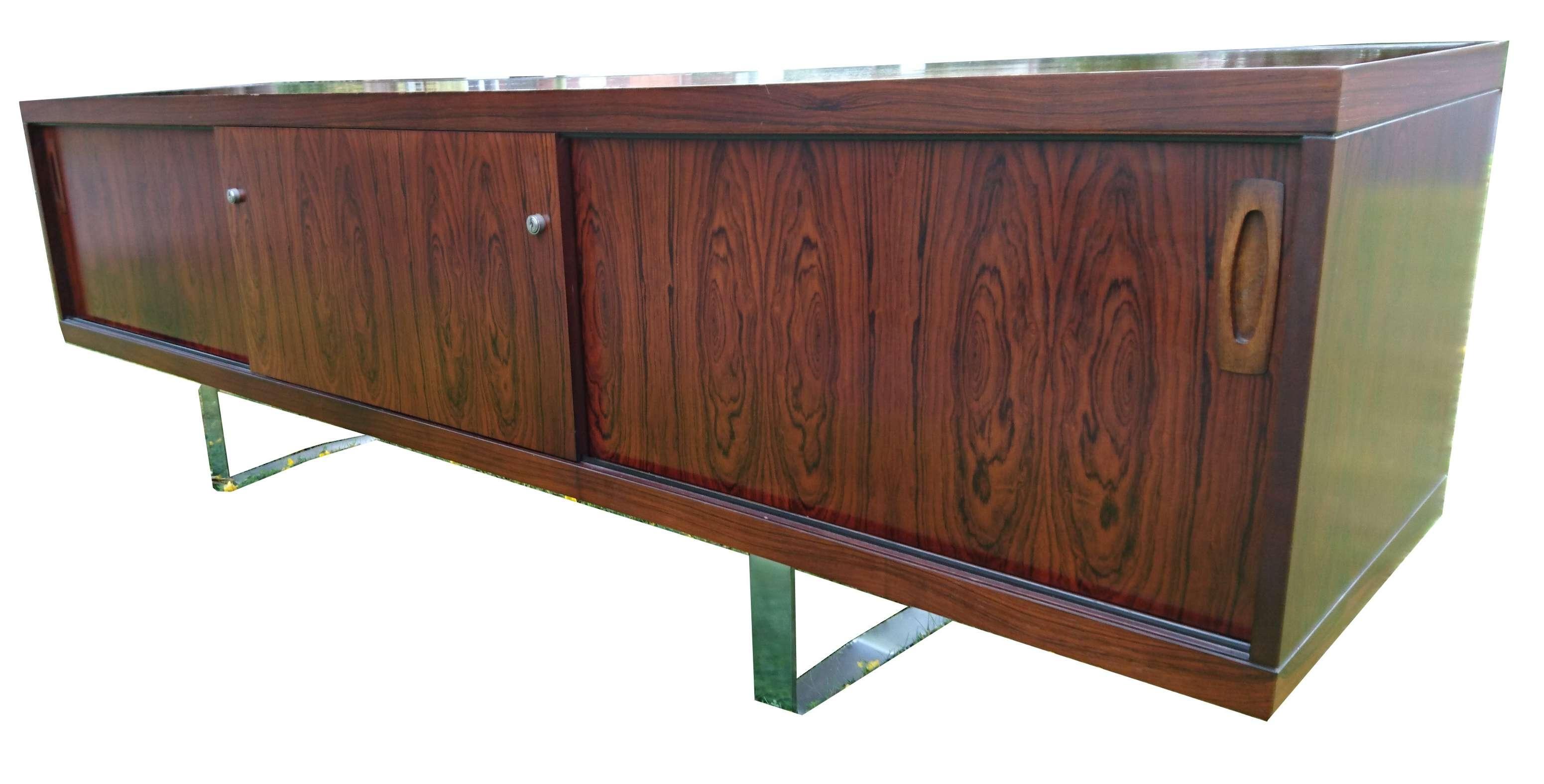 Vinterior | Vintage, Midcentury, Antique & Design Furniture For Long Low Sideboards (View 20 of 20)