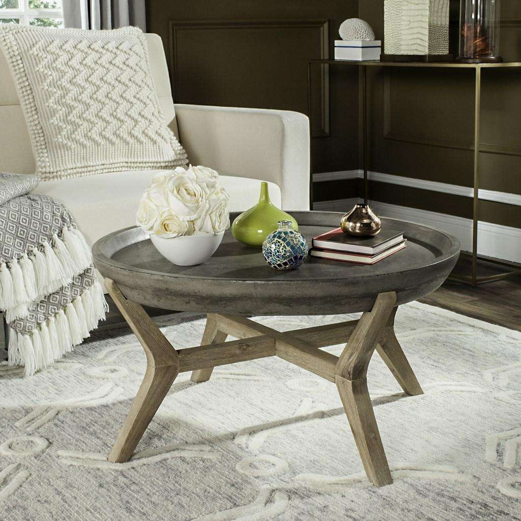 Vnn1013A Coffee Tables, Patio Tables – Furnituresafavieh Inside Most Popular Safavieh Coffee Tables (Gallery 5 of 20)