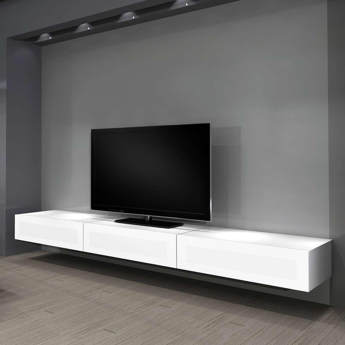 Wall Mounted Tv Cabinet Sliding Doors – Trekkerboy With Regard To Wall Mounted Tv Cabinets With Sliding Doors (View 17 of 20)
