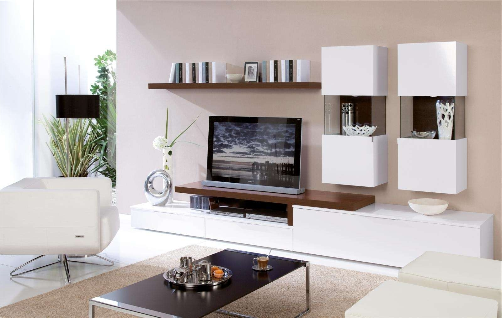 Wall Units: Astonishing Flat Screen Wall Units Flat Wall Panel Inside Modern Tv Cabinets For Flat Screens (View 17 of 20)