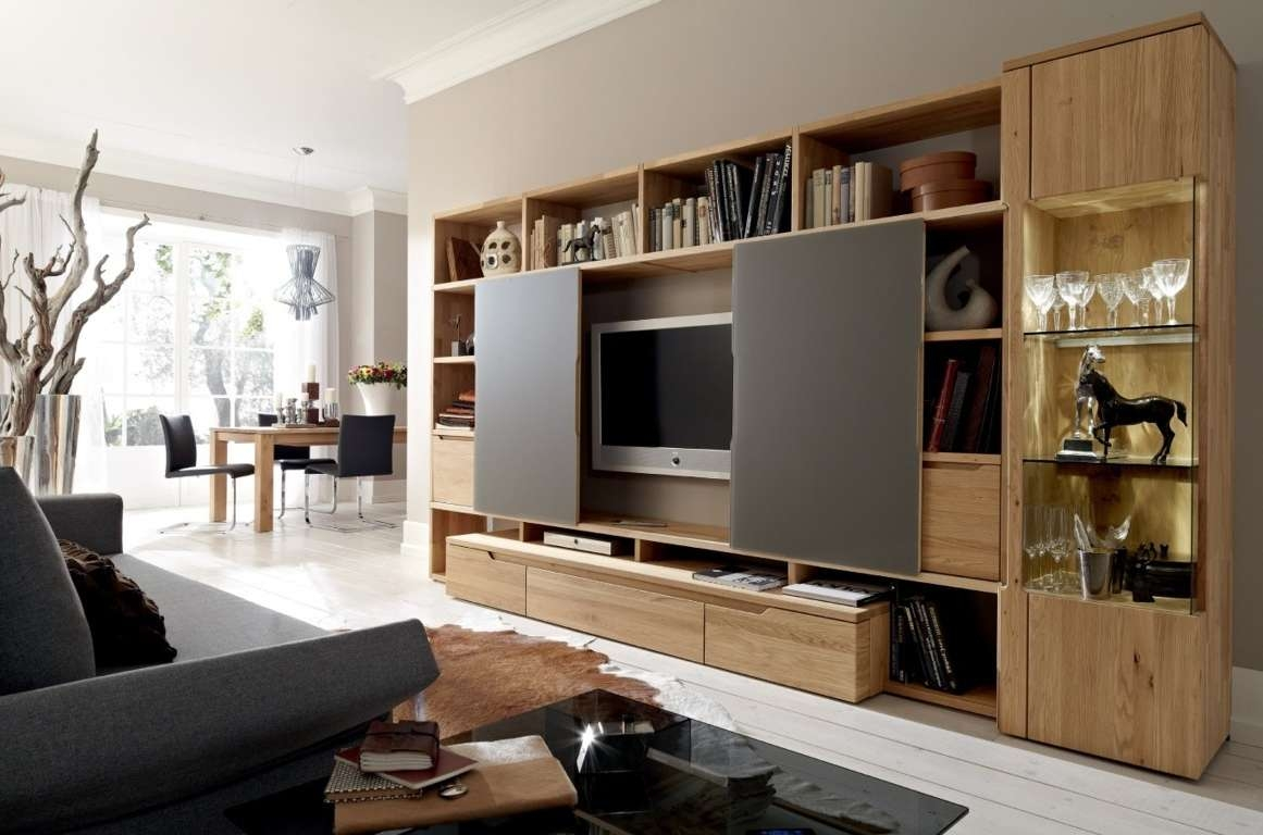 Wall Units: Outstanding Full Wall Tv Cabinets Wall Mounted Tv In Full Wall Tv Cabinets (View 3 of 20)