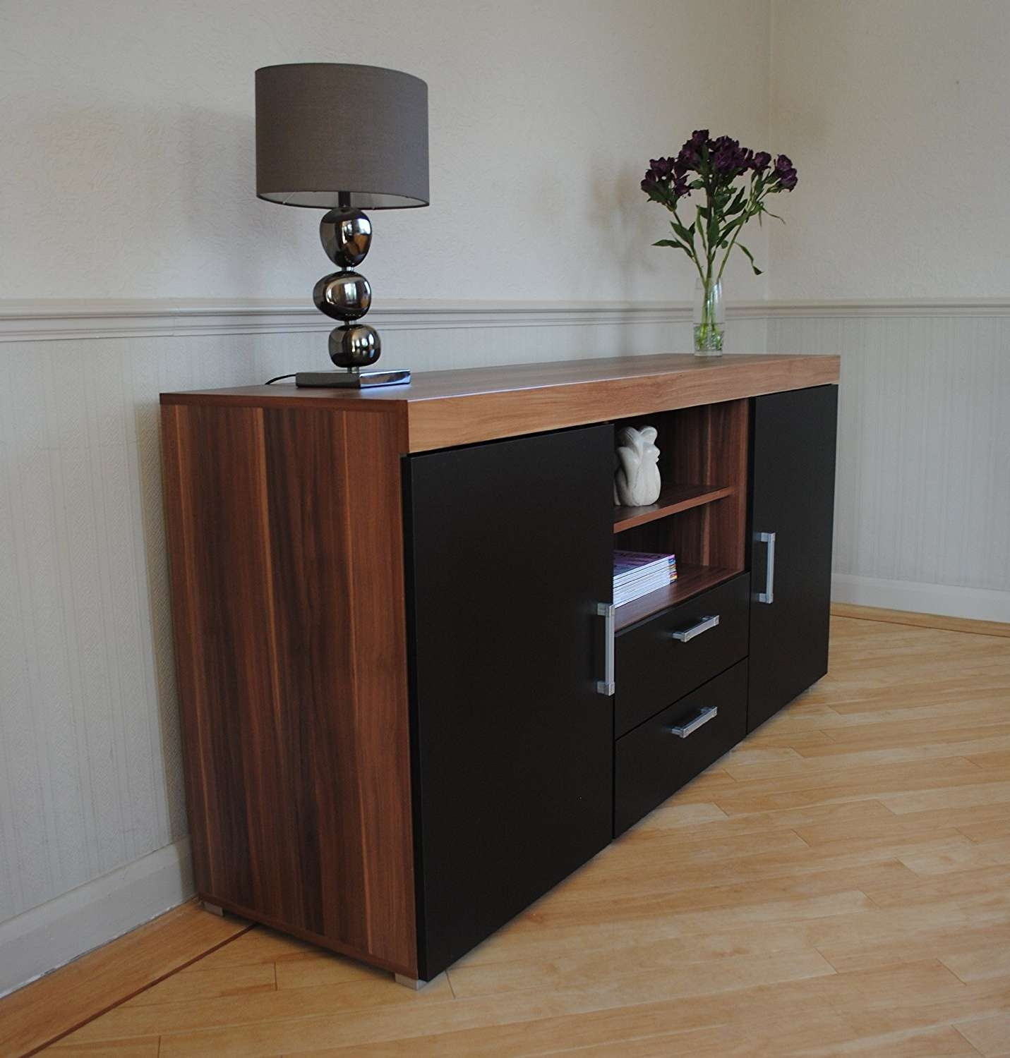 Walnut Sideboard Colors : Rocket Uncle – Sophisticated Walnut Within Walnut Sideboards (View 6 of 20)